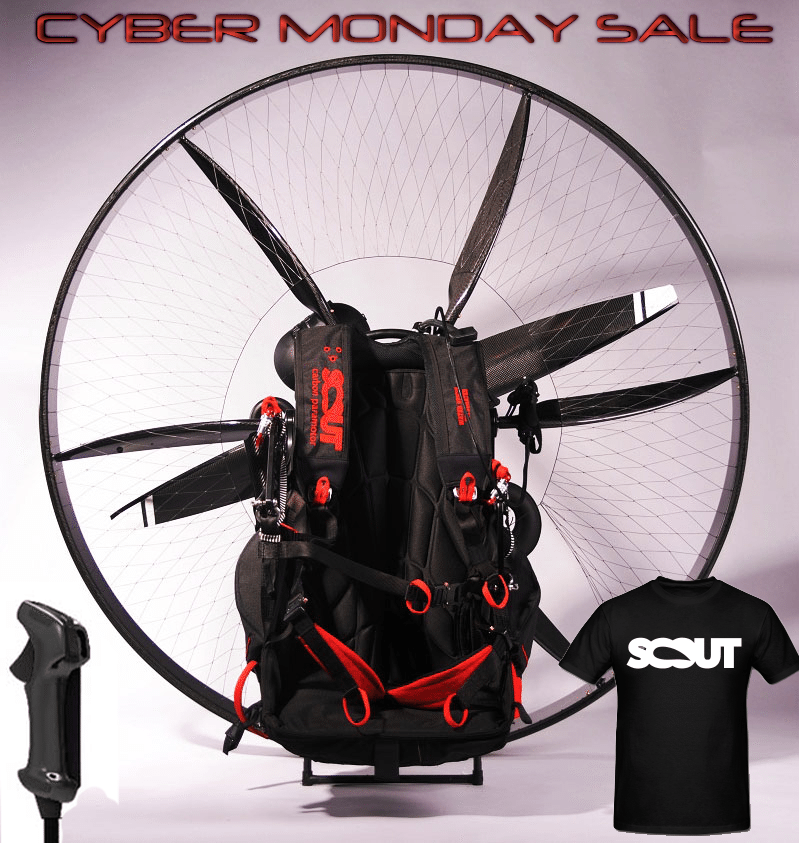 SCOUT -CYBER Monday